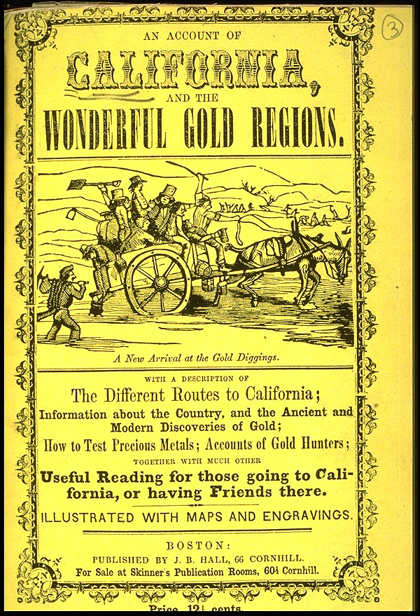 california gold rush of 1849 essay California gold rush 1849 one page essay, law school resume writing service, creative writing course nsw posted on march 4, 2018 by so should i start my english essay or not @cfisdcylakes.