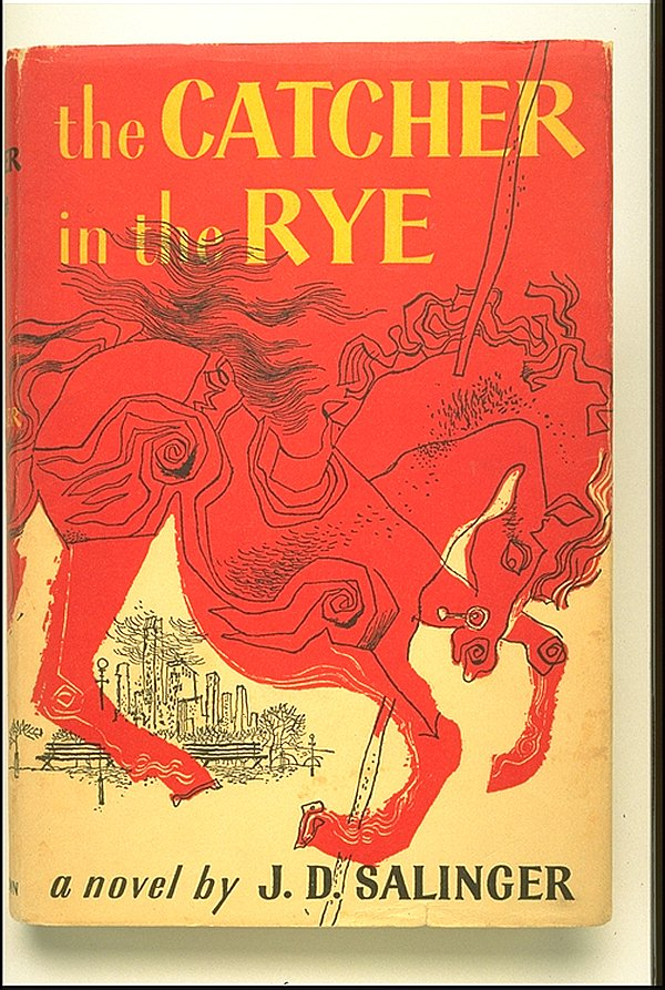 catcher in the rye why was it banned