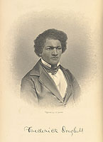 frederick douglass sought to achieve racial integration in the us Frederick douglass douglass then turned his attention to the full integration of the african economic life of the united states.