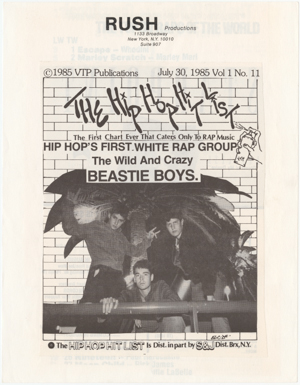 Def Jam at 30 - Exhibition > The Beastie Boys's