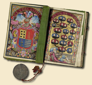 Division of Rare and Manuscript CollectionsMedieval Nobles Manuscript