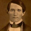 Young Ezra Cornell