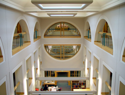 Carl A. Kroch Library Interior