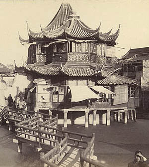 Photograph Album of Shanghai.