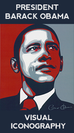 President Barack Obama Visual Iconography
