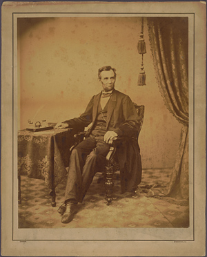 an introduction to lincolns journey to emancipation during his presidency Overview: abraham lincoln's presidency was defined by the civil war this lesson is best used as an introduction to a unit on the american civil war emancipation changed during the course of the war, and why.