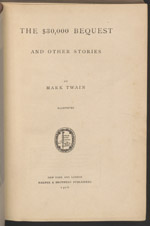 personal essays by mark twain Mark twain essay writing service, custom mark twain papers, term papers, free mark twain samples, research papers, help.