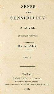 the important role of duality in sense and sensibility a novel by jane austen Reading guide for the thirteenth tale by diane setterfield  books play a major role in this novel  sense and sensibility by jane austen.